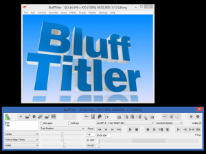 BluffTitler Appication